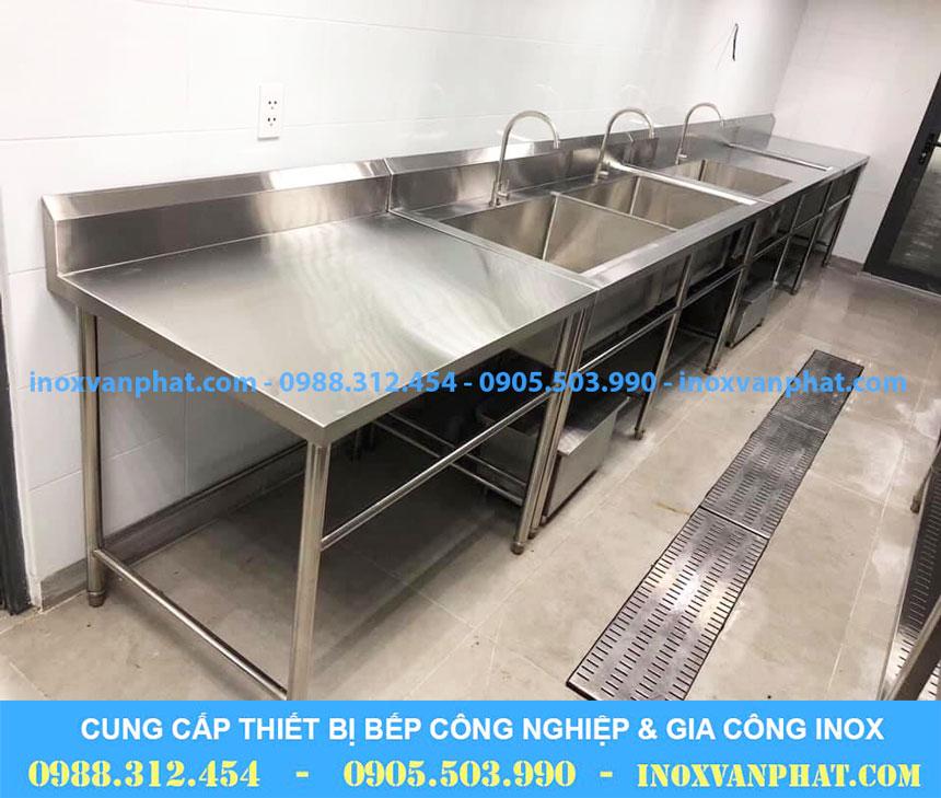 Bàn Inox CN