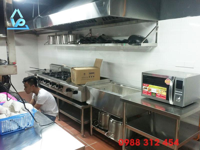 Lò nướng bánh nhà hàng