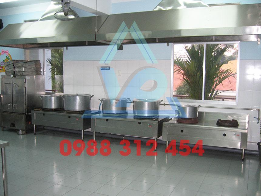 Bếp Á Nhà Hàng