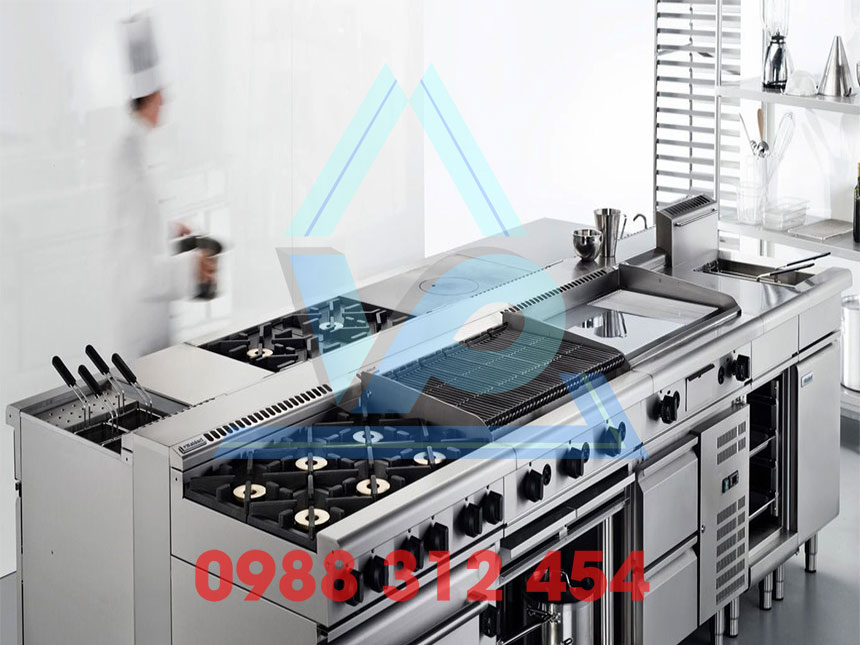 Bếp âu nhà hàng