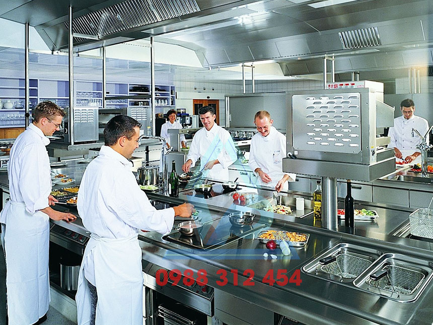 Bếp nhà hàng