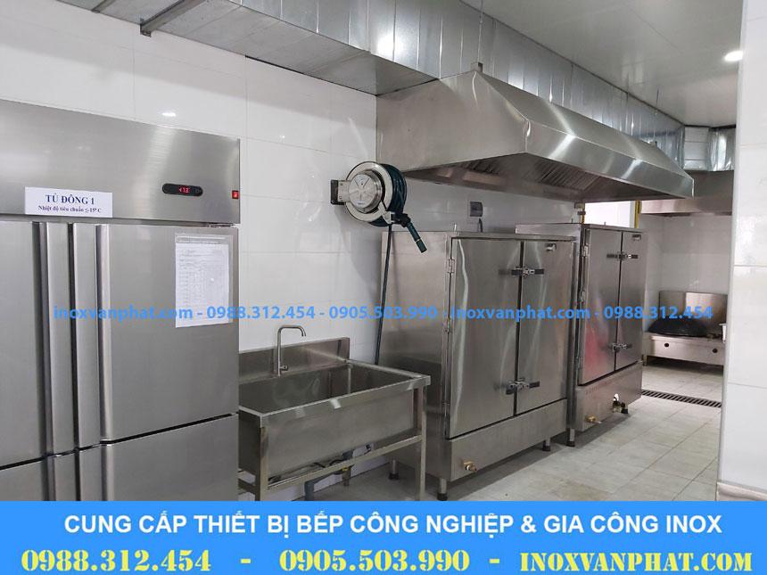Tủ cơm inox CN