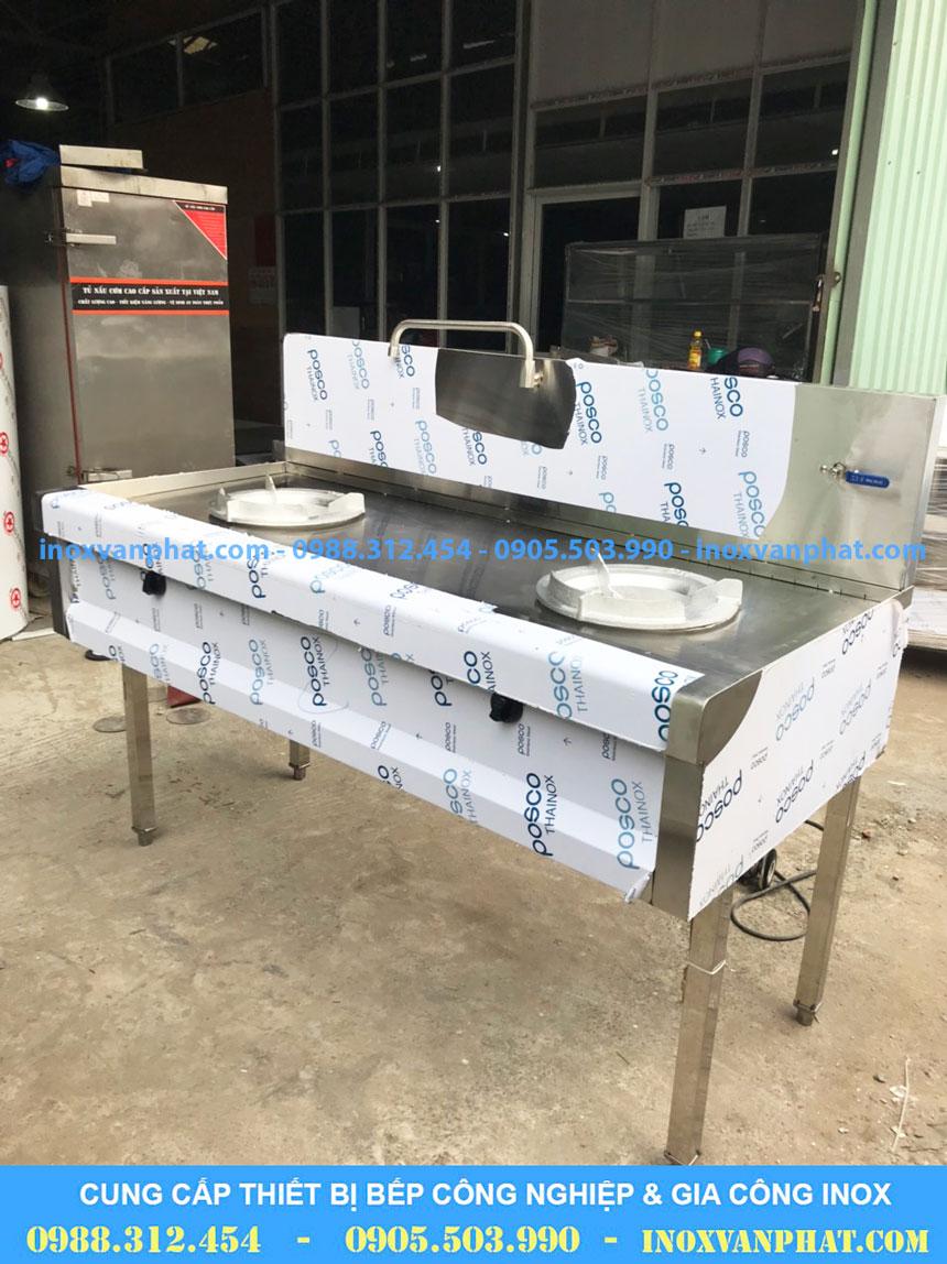 Bếp á gia công sản xuất từ inox 304 cao cấp