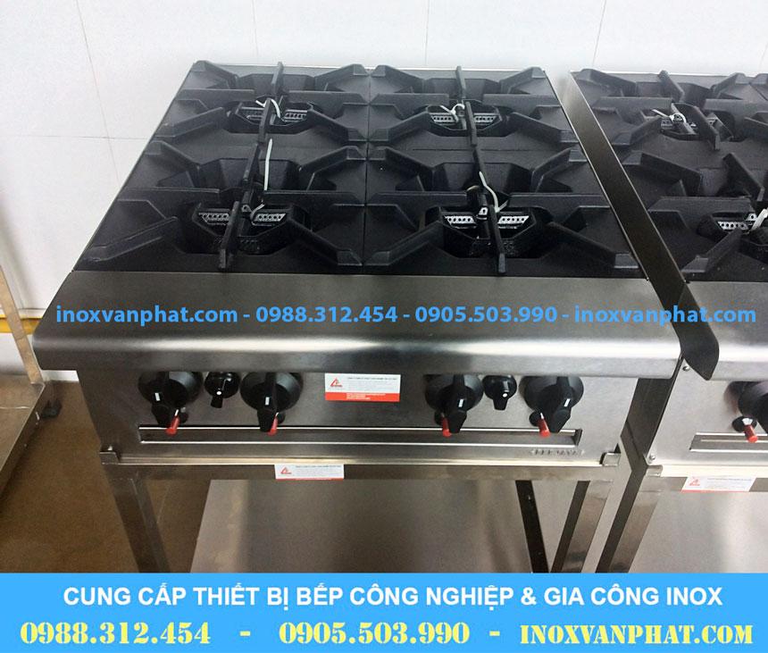 Bếp âu công nghiệp nhập khẩu từ Berjaya