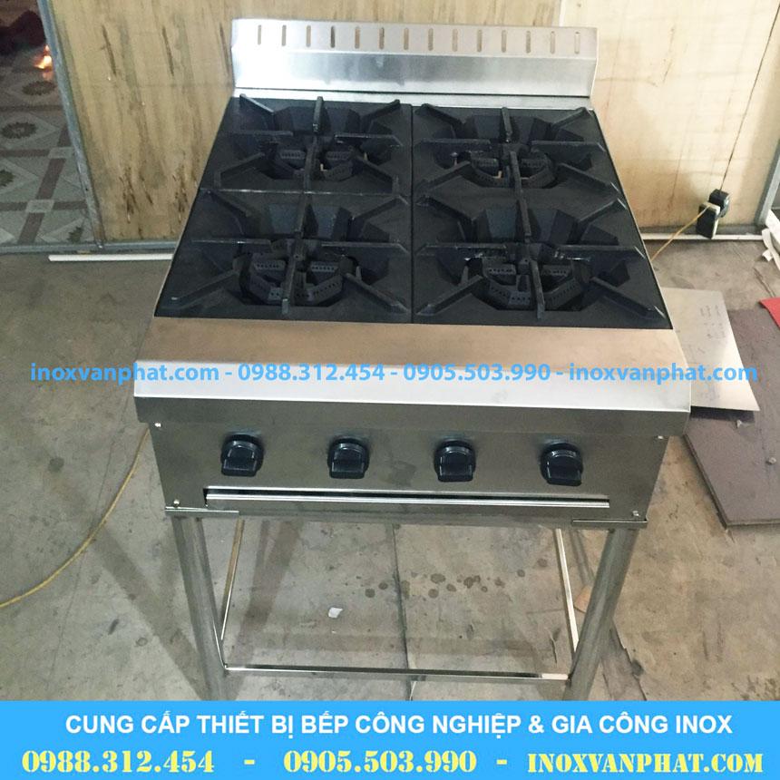 Bếp âu công nghiệp sản xuất tại Inox Vạn Phát