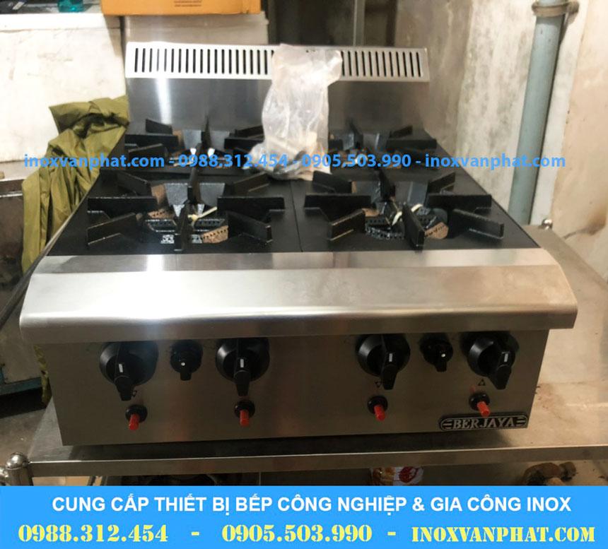 Bếp âu công nghiệp cung cấp tại Inox Vạn Phát