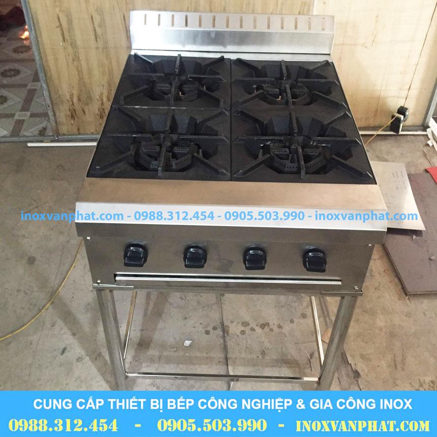 Bếp âu công nghiệp phân phối tại Inox Vạn Phát