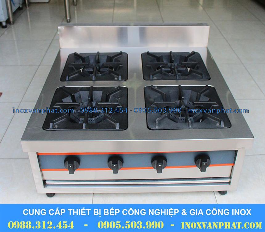 Bếp âu công nghiệp cung cấp bởi Inox Vạn Phát