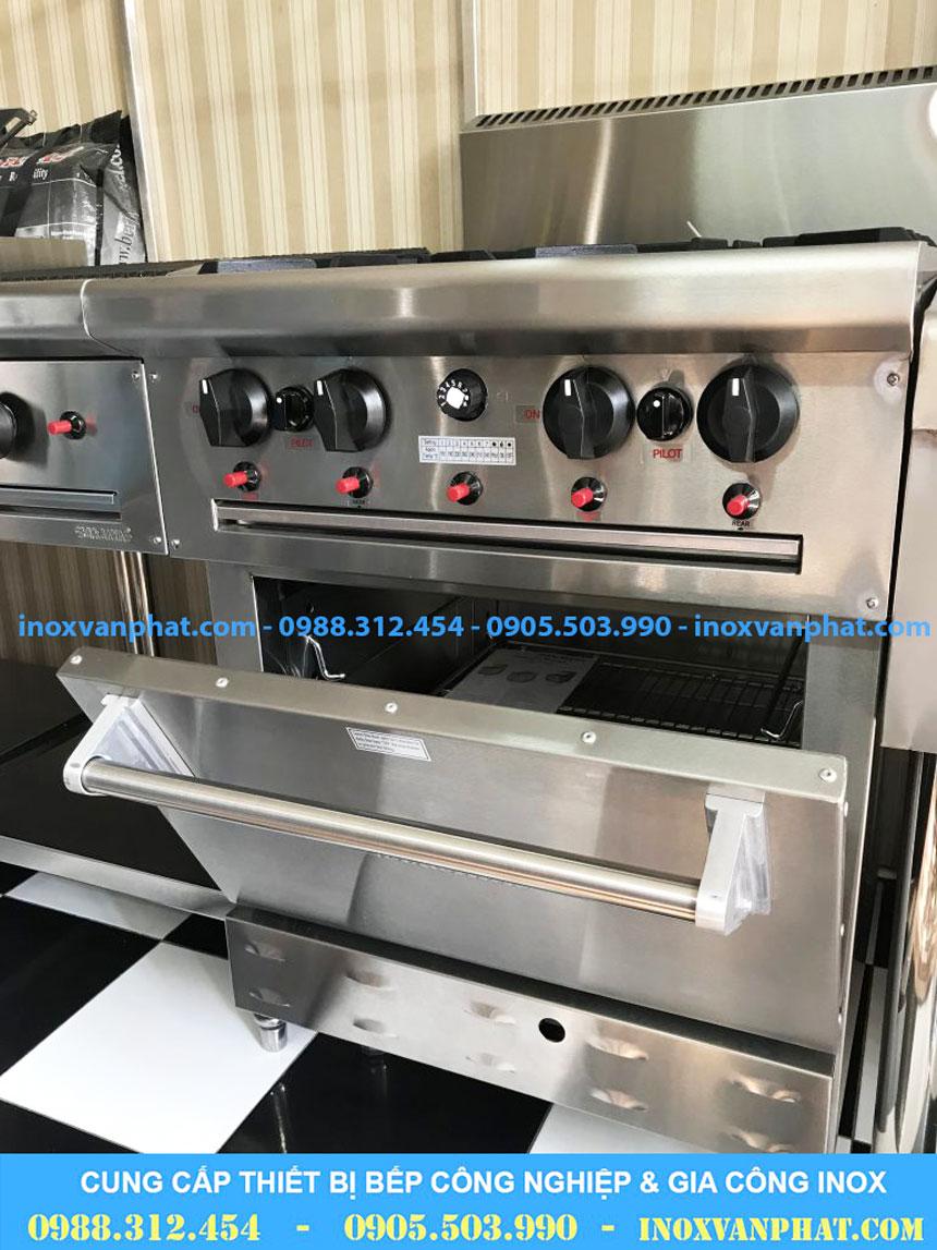 Bếp âu công nghiệp giá tốt