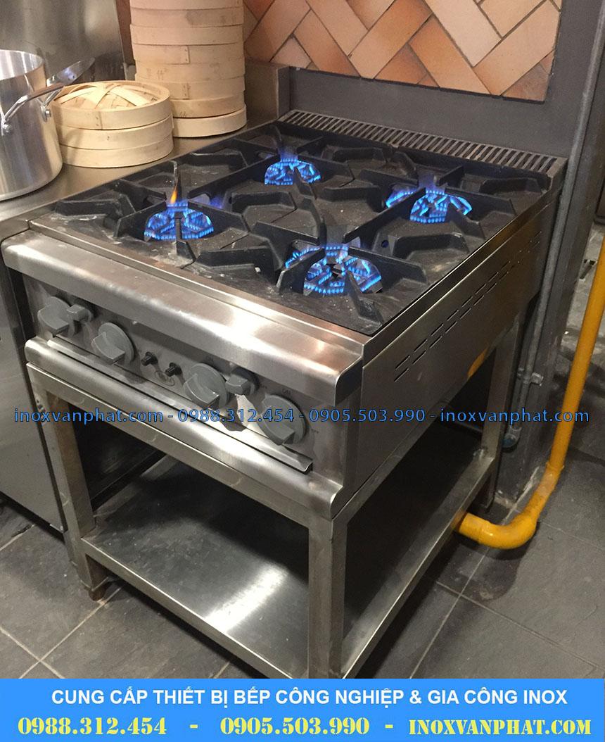 Bếp âu công nghiệp hiện đại