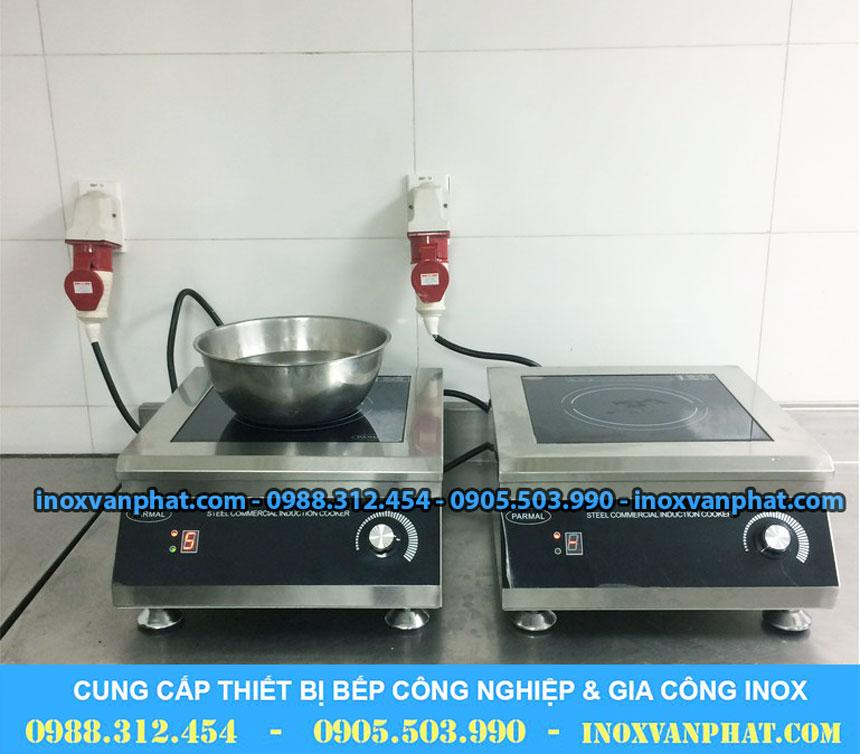 Bếp điện từ cung cấp tại Inox Vạn Phát