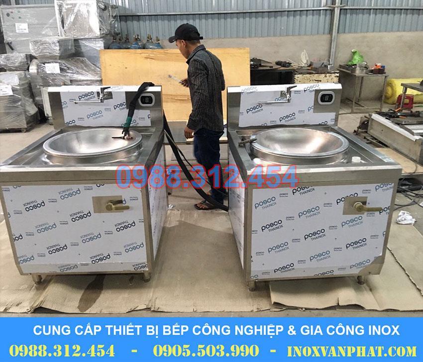 Bếp điện từ sản xuất tại Inox Vạn Phát