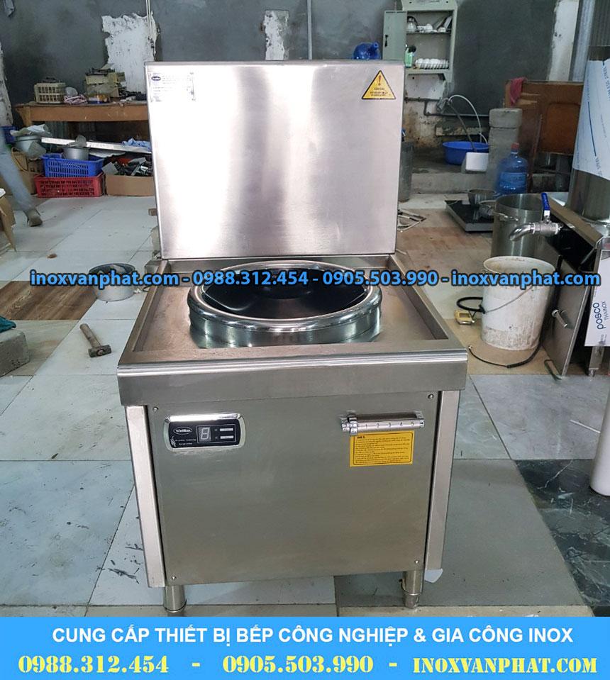 Bếp từ công nghiệp sản xuất tại Inox Vạn Phát
