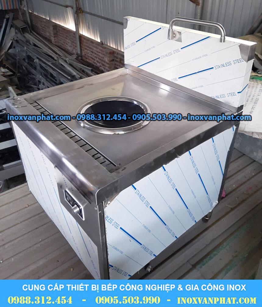 Bếp từ công nghiệp sản xuất từ inox 304 cao cấp