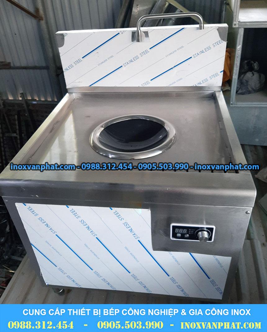 Bếp điện từ công nghiệp sản xuất tại Inox Vạn Phát
