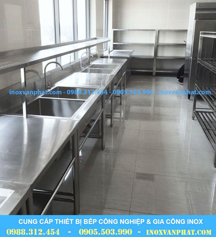 Chậu rửa khu bếp cung cấp bởi Vạn Phát
