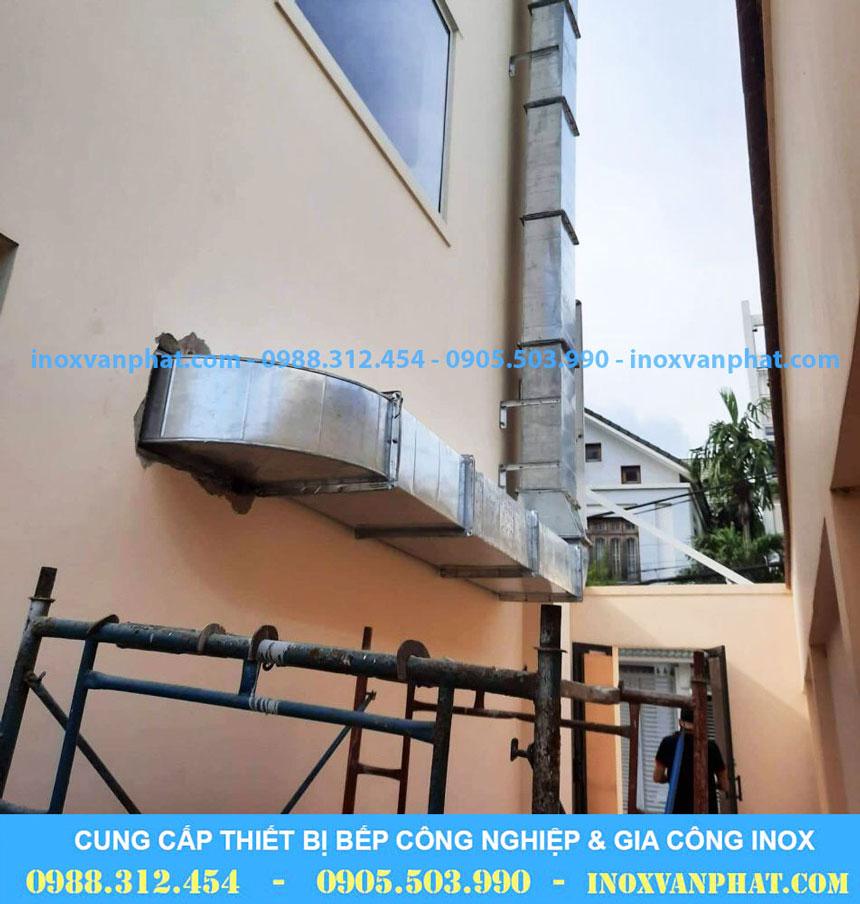 Co đường ống dẫn khói chất lượng