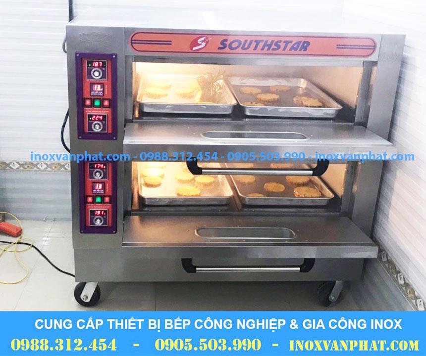 Lò nướng bánh nhập khẩu trực tiếp từ nhà sản xuất