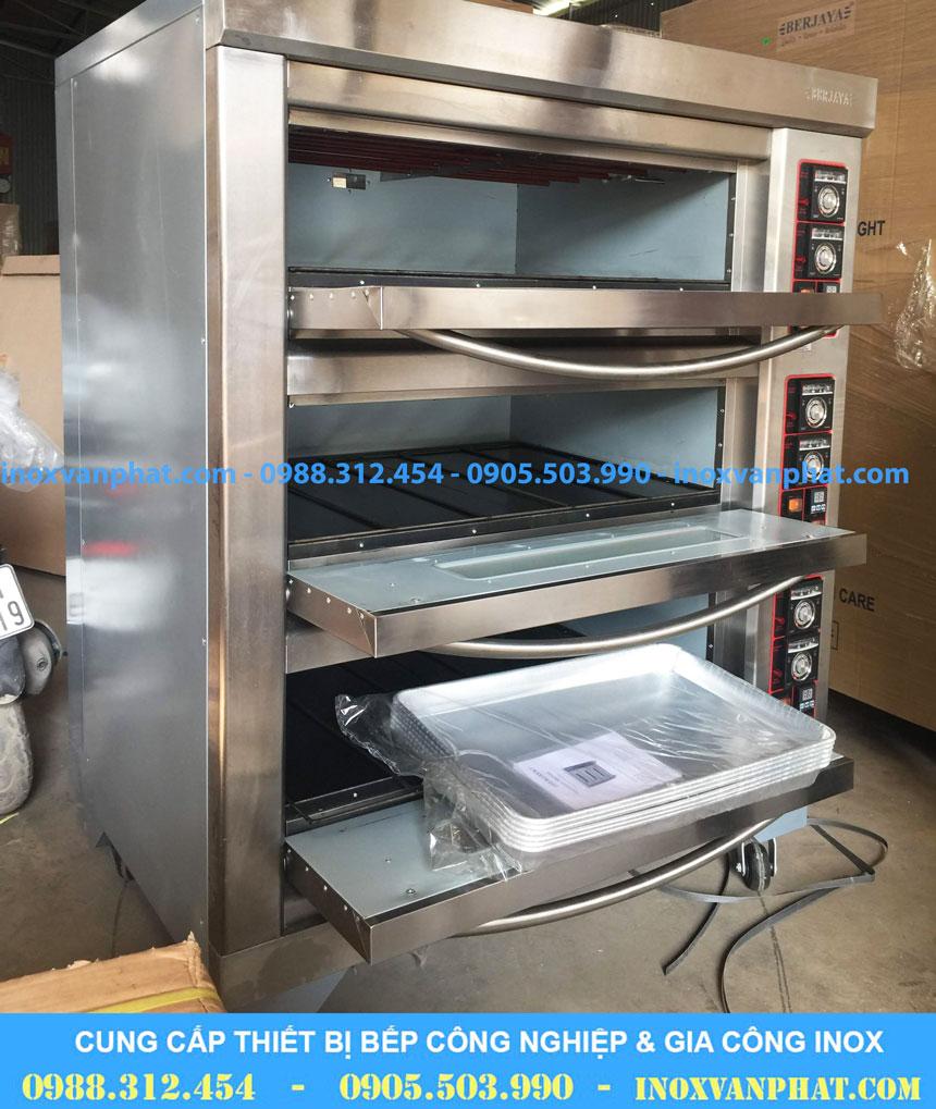 Lò nướng công nghiệp cung cấp tại Inox Vạn Phát