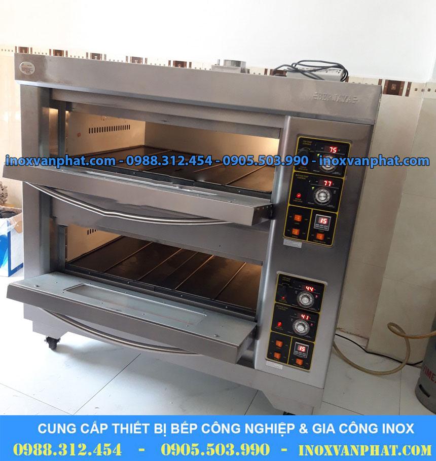 Lò nướng bánh Berjaya 2 tầng