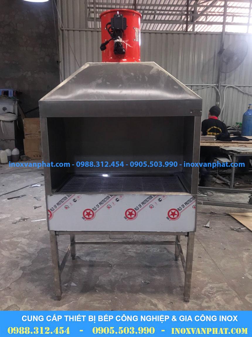 Lò nướng công nghiệp sản xuất từ inox 304 cao cấp