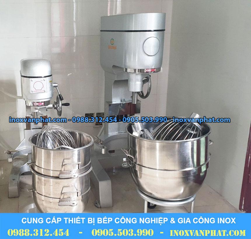 Máy trộn bột nhập khẩu từ Berjaya