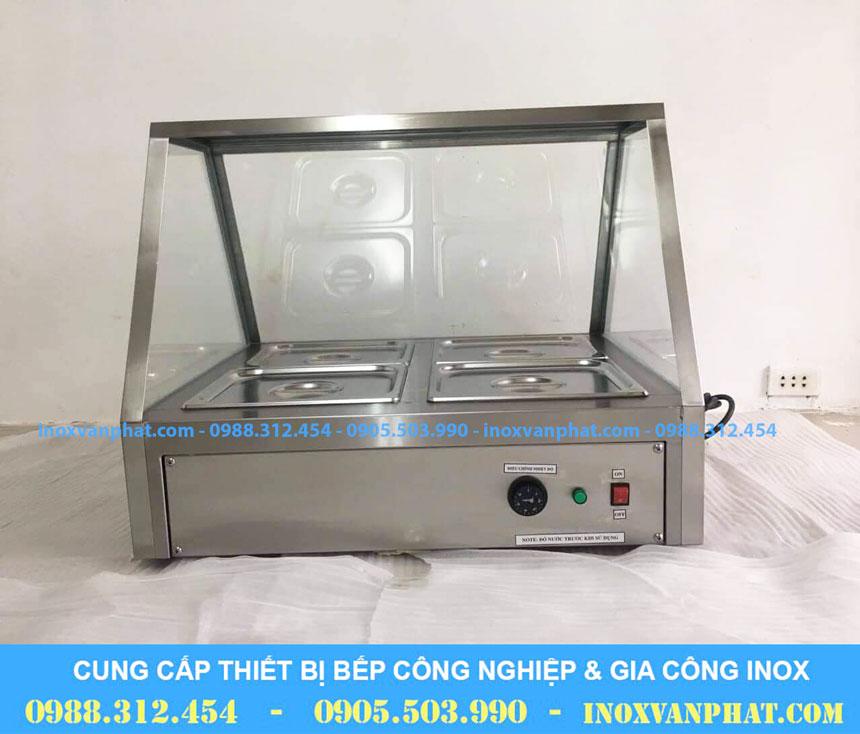 Tủ hâm nóng thức ăn inox