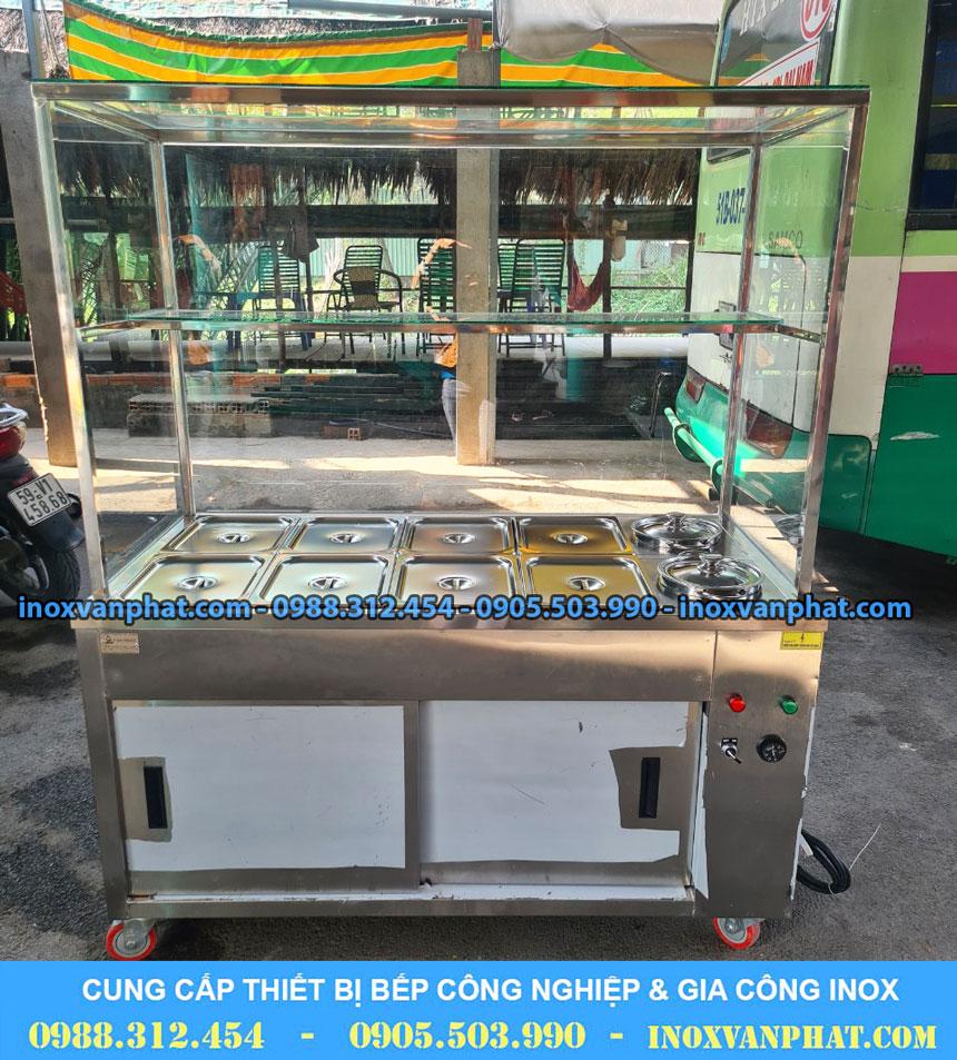 Tủ hâm nóng thức ăn giá cạnh tranh