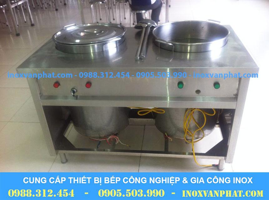 Tủ hâm nóng inox cung cấp tại Inox Vạn Phát