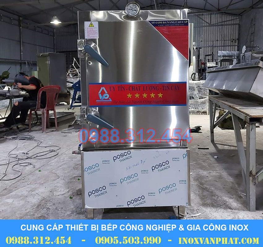 Tủ hấp cơm công nghiệp chất lượng cao nhất