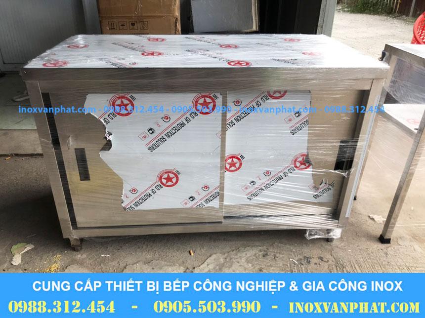 Tủ inox sản xuất từ inox 304 cao cấp