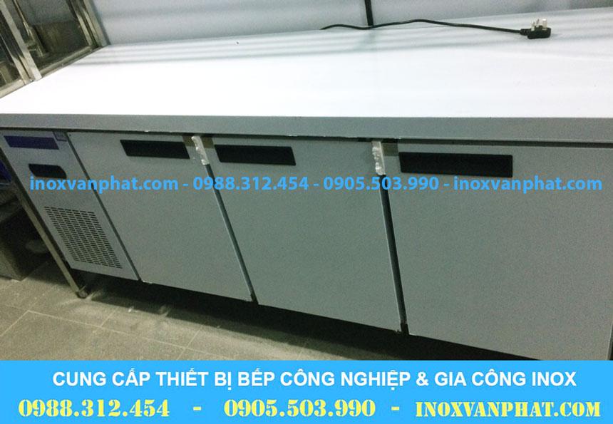 Thiết bị lạnh công nghiệp cung cấp tại Inox Vạn Phát