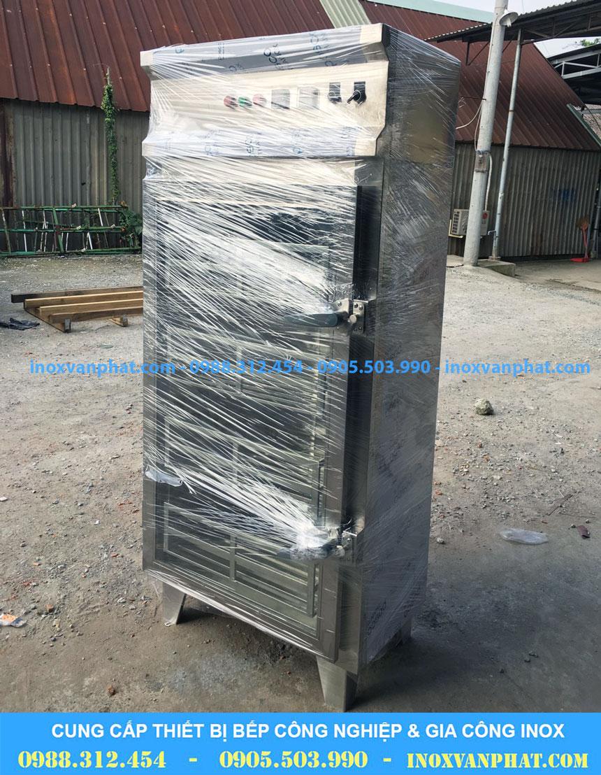Tủ sấy chén công nghiệp sản xuất từ inox 304 cao cấp