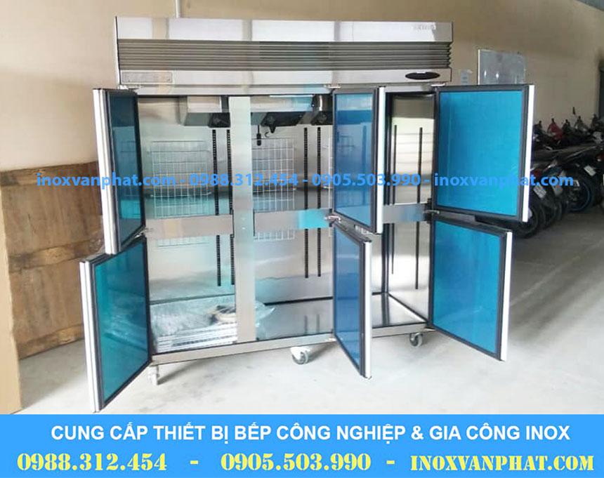 Thiết bị lạnh cung cấp tại Inox Vạn Phát